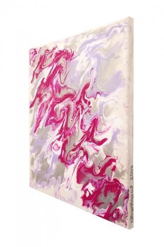 "Gemälde:  ""Strudel – Nr.1"""