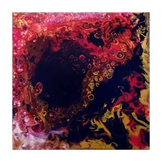 """Gemälde: """"Universum - Nr.1 - Geburt der Wesen"""""""