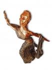 "Skulptur: ""Die Primadonna"""