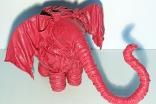 """Skulptur von Myrthyra: """"Ellie, die Elefanten Lady"""""""