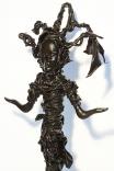 """Skulptur von Myrthyra: """"Erwachen des Zweifels"""""""